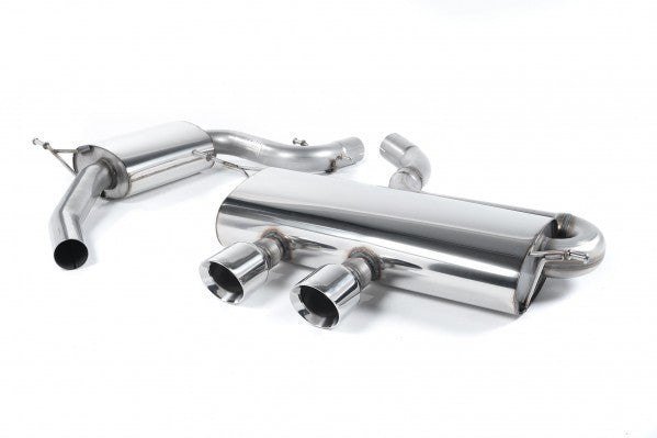Milltek R32 Style Resonated Cat-Back Exhaust - VW MK5 GTI 2.0T
