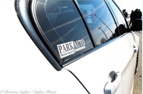 Park Auto Motorsports Window Stickers