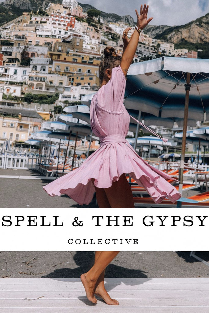 New Brand Alert: Spell & The Gypsy