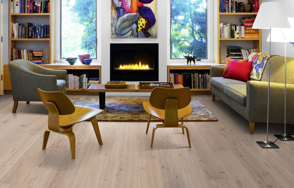 How to Install Kahrs Wood Flooring from Sweden
