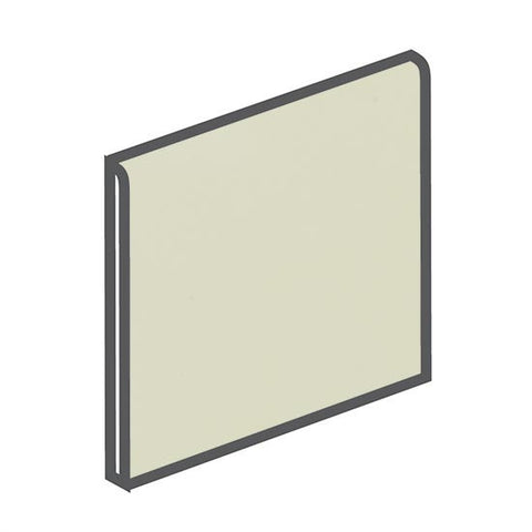 American Olean Bright 6 x 6 Spearmint Surface Bullnose