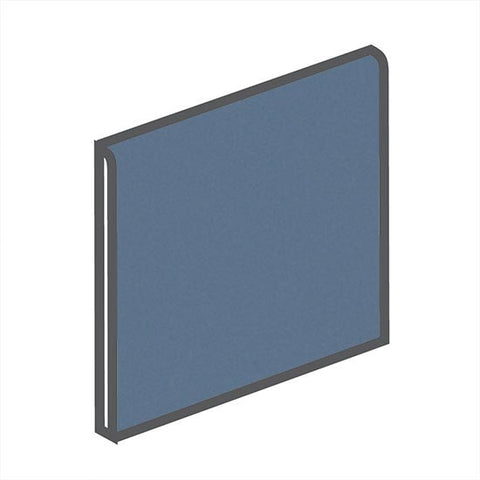 American Olean Bright 6 x 6 Summer Rain Surface Bullnose - American Fast Floors
