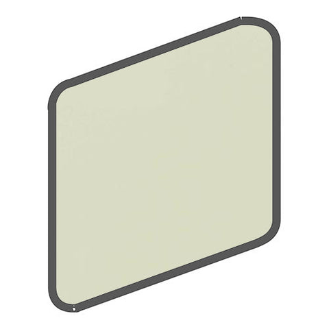Daltile Modern Dimensions 2-1/8 x 2-1/8 Mint Ice Bullnose Corner - American Fast Floors