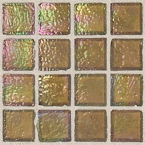 "Daltile Egyptian Glass 12"" x 12"" Pyramid Mosaic - American Fast Floors"