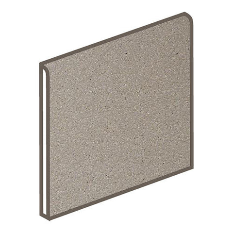 Daltile Quarry Tile 6 x 6 Arid Flash Abrasive Bullnose