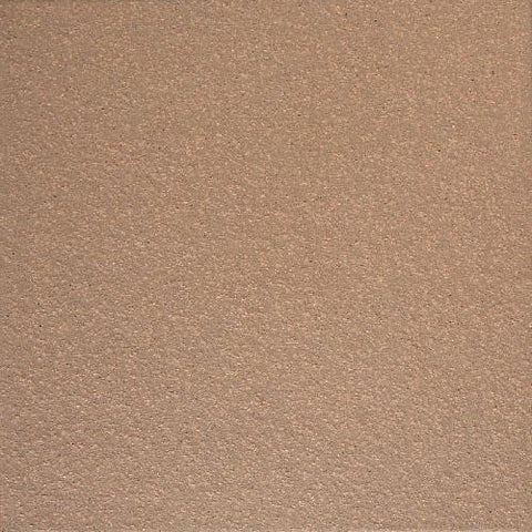 Daltile Quarry Textures 6 x 6 Adobe Brown Abrasive Floor Tile