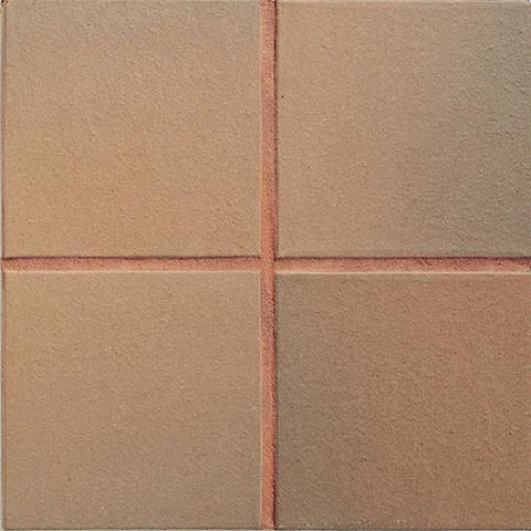 Daltile Quarry Textures 6 x 6 Adobe Flash Non-Abrasive Floor Tile - American Fast Floors