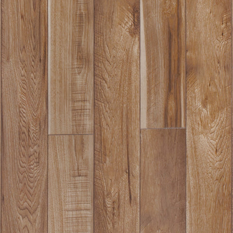Mannington Restoration Collection Sawmill Hickory  Natural
