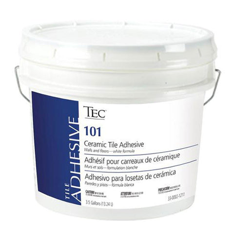 Tec Ceramic Tile Adhesive - 3.5 Gallon - American Fast Floors