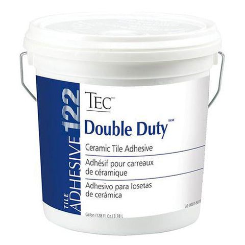 Tec Double Duty Ceramic Tile Adhesive - 1 Gallon - American Fast Floors
