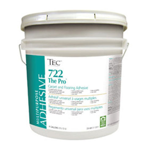 Tec The Pro Carpet and Flooring Adhesive - 4 Gallon - American Fast Floors