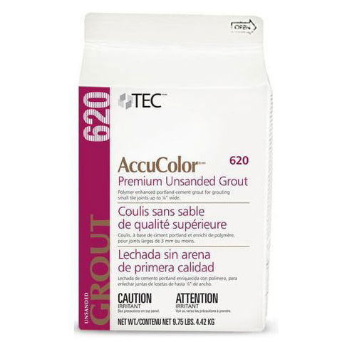 Tec AccuColor Premium Unsanded Grout - 9.75 Lb - American Fast Floors