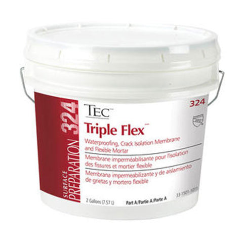 TEC Triple Flex Waterproofing Crack Isolation Membrane Part A - 2 Gallon