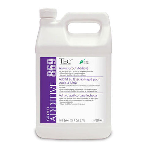 Tec  Acrylic Grout Additive - 1 Gallon - American Fast Floors