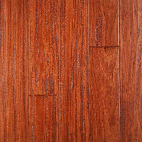"Gevaldo HS Natural Brazilian Cherry 5"" Engineered Hardwood"