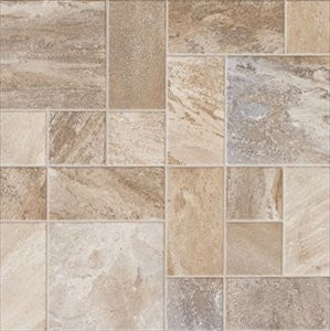 Mannington Fast Start-Tile Stone Gray Mist - American Fast Floors