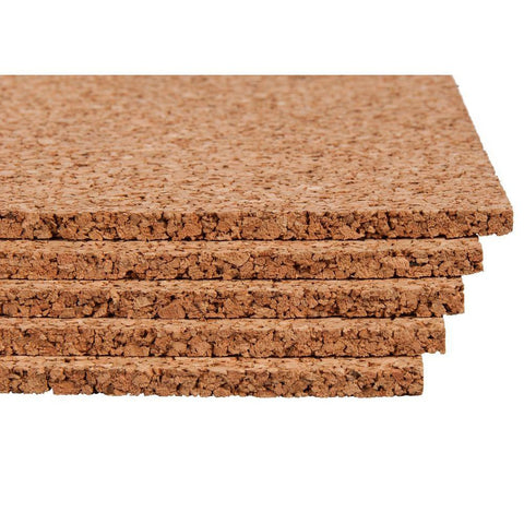 12mm Generic Boxed Cork Sheet