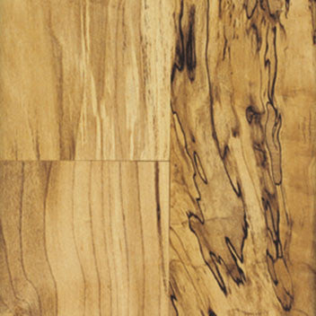 Mannington Coordinations Natural Spalted Maple Light