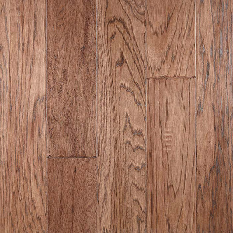 "River Ranch Fireside Hickory 5"" Engineered Hardwood - American Fast Floors"