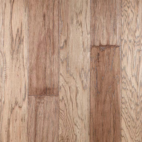 "River Ranch Barley Hickory 5"" Engineered Hardwood - American Fast Floors"