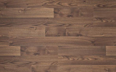 Alloc Original Brown Oak 2-Strip Laminate Flooring - American Fast Floors
