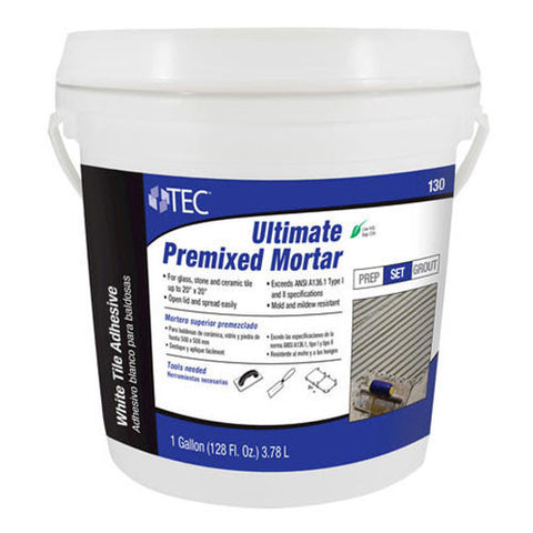 TEC Ultimate Premixed Mortar - 1 Gallon