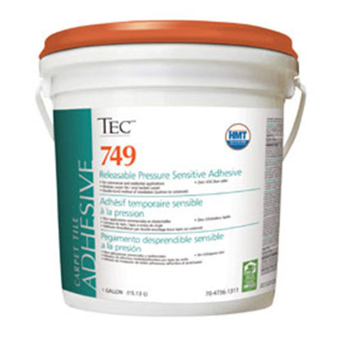 TEC Releasable Pressure Sensitive Adhesive - 4 Gallon
