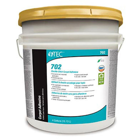 TEC Double-Stick Carpet Adhesive - 4 Gallon