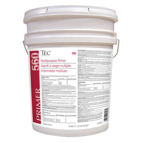 Tec Multipurpose Primer - 5 Gallon - American Fast Floors