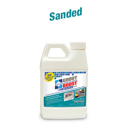 Tec Grout Boost Advanced Pro For Sanded Grout - 27 Oz - American Fast Floors
