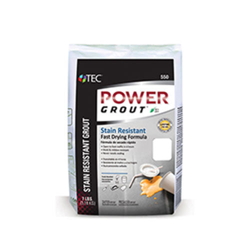 Tec Power Grout Ultimate Performance Grout - 10 Lb - American Fast Floors