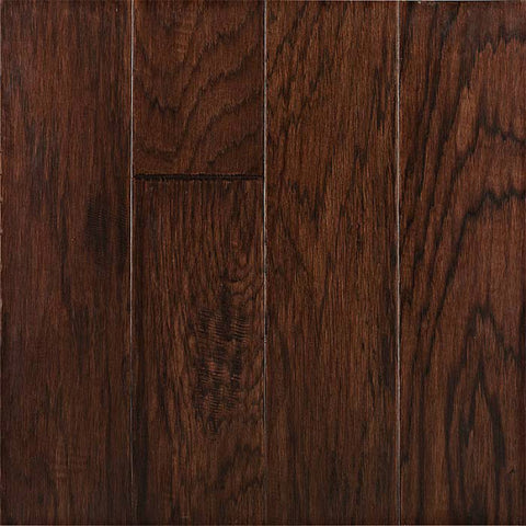 "Rock Hill Ridgeline Hickory 5"" Engineered Hardwood - American Fast Floors"