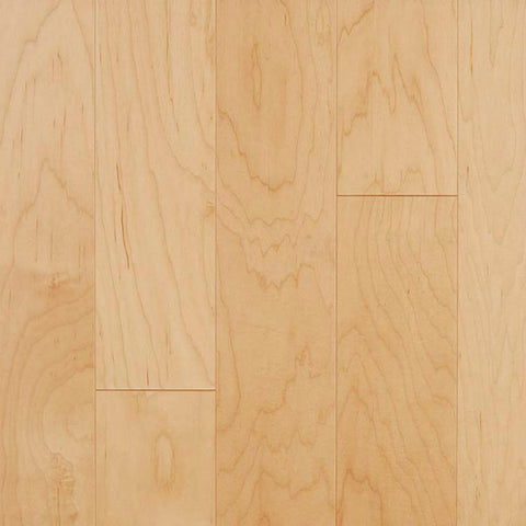 "Kendall Natural North American Maple 5"" Engineered Hardwood"