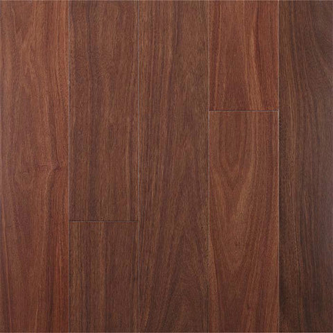 "Kendall Exotics Natural Santos Mahogany 5"" Engineered Hardwood"