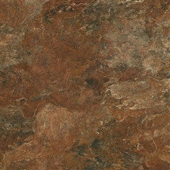 Adore Square Tiles Shale Oxidized - American Fast Floors