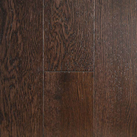 "Gevaldo Mocha White Oak 3"" Engineered Hardwood"