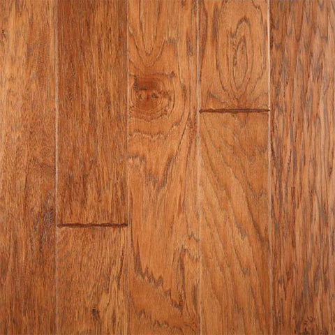 "Gevaldo Cider Hickory 5"" Engineered Hardwood"