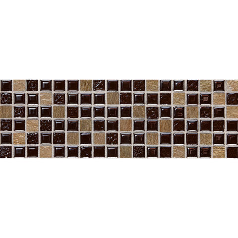 American Olean Designer Elegance Combinations 4 x 12 Radon Elements Accent - American Fast Floors