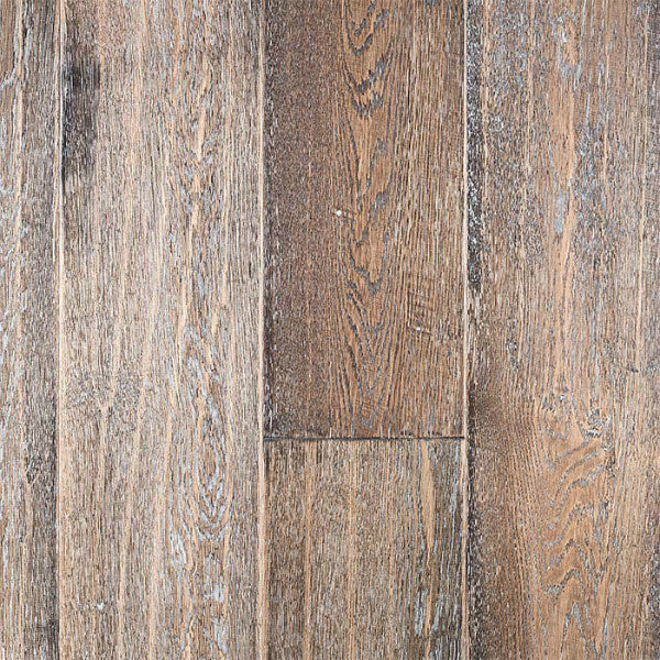 "Bentley Greystone White Oak 7"" Engineered Hardwood - American Fast Floors"