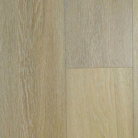 "Bentley Castle Blanc European Oak 7"" Engineered Hardwood - American Fast Floors"