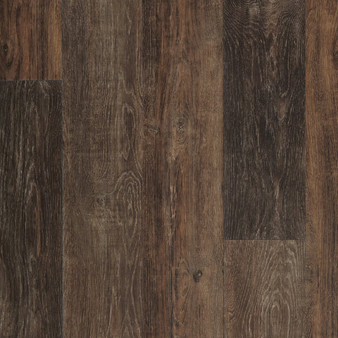 Mannington Adura Distinctive Plank Iron Hill Coal