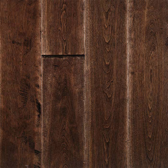 "Alpine Campfire Sliced Birch 6"" Engineered Hardwood - American Fast Floors"