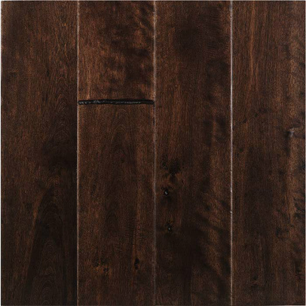 "Alpine Mesquite Sliced Birch 6"" Engineered Hardwood - American Fast Floors"