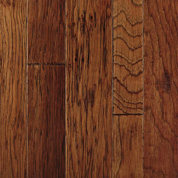 "Stony Brook Leathered Hickory 4""/5""/6"" Engineered Hardwood - American Fast Floors"