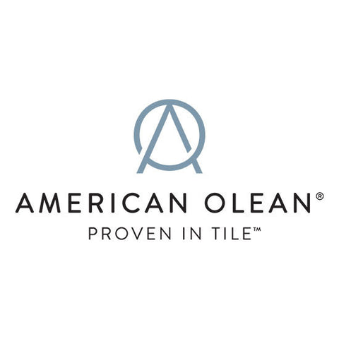 American Olean Linea 1 x 6 Pomegranate Rope Liner - American Fast Floors