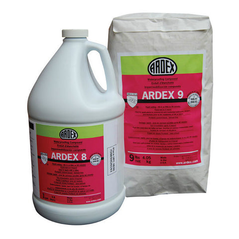 Ardex 8+9 Waterproof Membrane - American Fast Floors