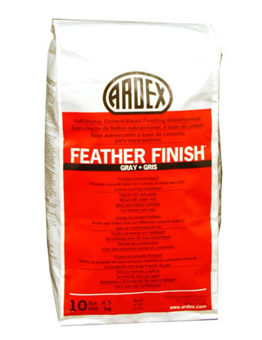 ARDEX Feather Finish Cement Based Patch - 10 Lb - American Fast Floors