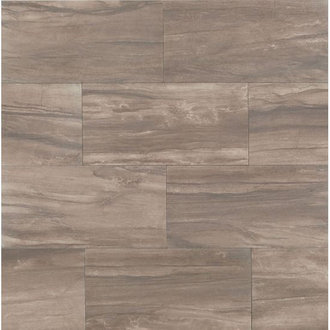 Bedrosians Athena Tile Cliff - American Fast Floors