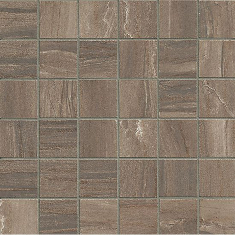 Bedrosians Athena Mosaic Cliff - American Fast Floors