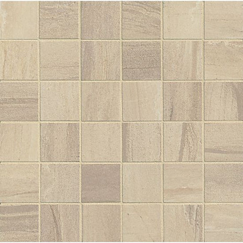 Bedrosians Athena Mosaic Sand - American Fast Floors